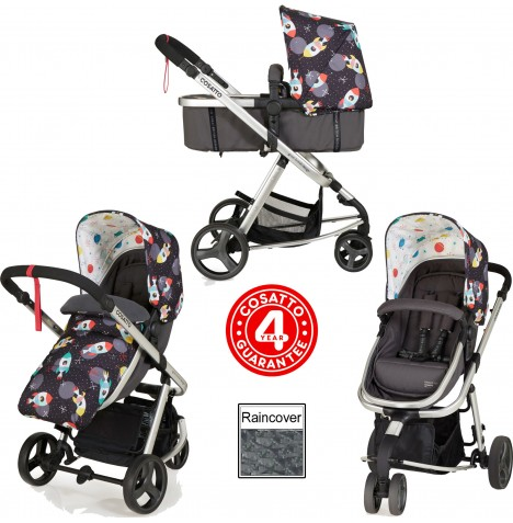 Cosatto Giggle Mix Pramette - Space Racer