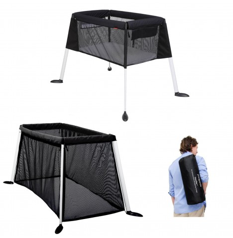 Phil & Teds Traveller Travel Cot / Crib & Bassinet Accessory - Black