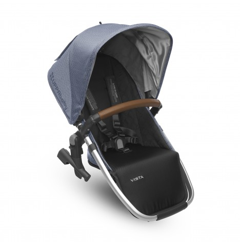 Uppababy RumbleSeat (2018) / Vista 2nd Seat Unit - Henry Blue