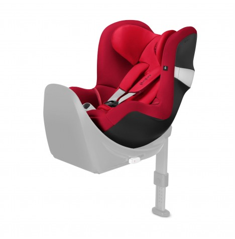 Cybex Sirona M2 i-Size Car Seat - Rebel Red