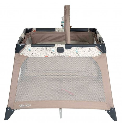 Graco Nimble Nook Travel Cot Bassinette​ - Woodland Walk