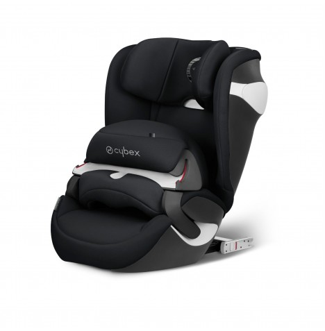Cybex Juno M-Fix Group 1 ISOFIX Car Seat - Lavastone Black