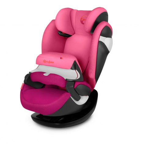 Cybex Pallas M Group 123 Car Seat - Passion Pink
