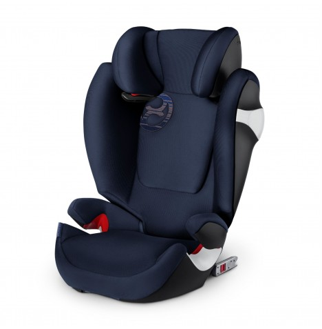 Cybex Solution M-Fix Group 2/3 ISOFIX Car Seat - Denim Blue