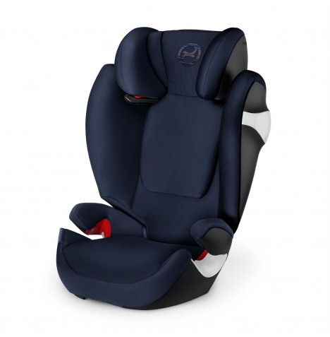 Cybex Solution M Group 2/3 Car Seat - Denim Blue