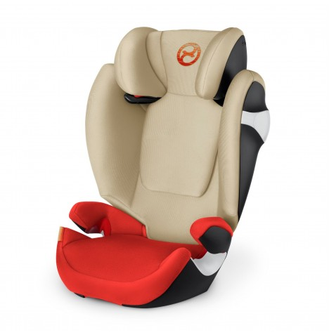 Cybex Solution M Group 2/3 Car Seat - Autumn Gold