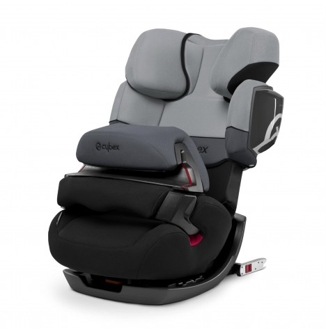 Cybex Pallas 2-Fix Group 123 ISOFIX Car Seat - Cobblestone