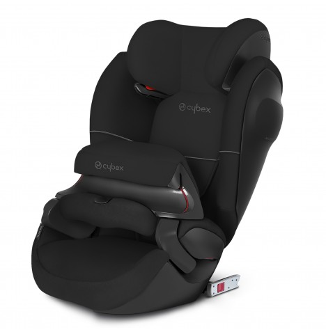 Cybex Pallas M-Fix SL Group 123 ISOFIX Car Seat - Pure Black