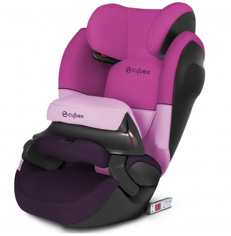 Cybex Pallas M-Fix SL Group 123 ISOFIX Car Seat - Purple Rain