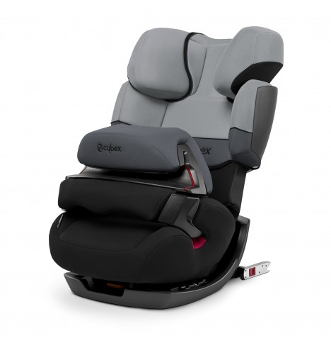 Cybex Pallas-Fix Group 123 ISOFIX Car Seat - Cobblestone