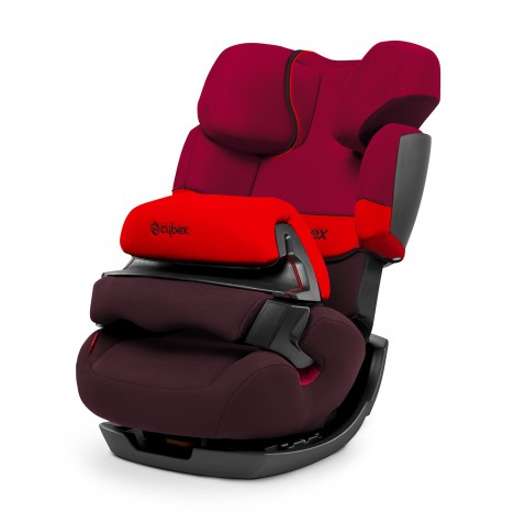 Cybex Pallas Group 123 Car Seat - Rumba Red