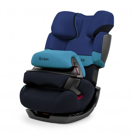 Cybex Pallas Group 123 Car Seat - Blue Moon