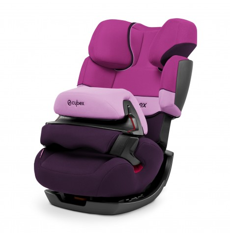 Cybex Pallas Group 123 Car Seat - Purple Rain