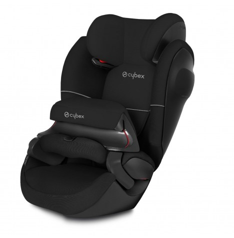 Cybex Pallas M SL Group 123 Car Seat - Pure Black