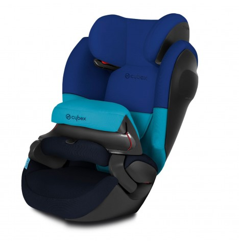 Cybex Pallas M SL Group 123 Car Seat - Blue Moon