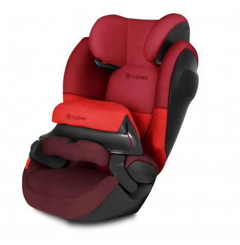 Cybex Pallas M SL Group 123 Car Seat - Rumba Red