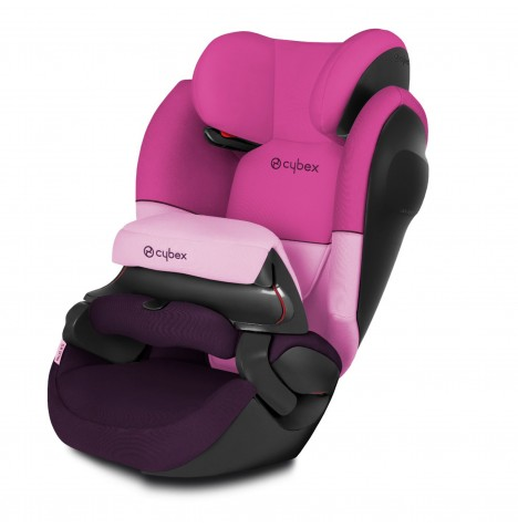 Cybex Pallas M SL Group 123 Car Seat - Purple Rain