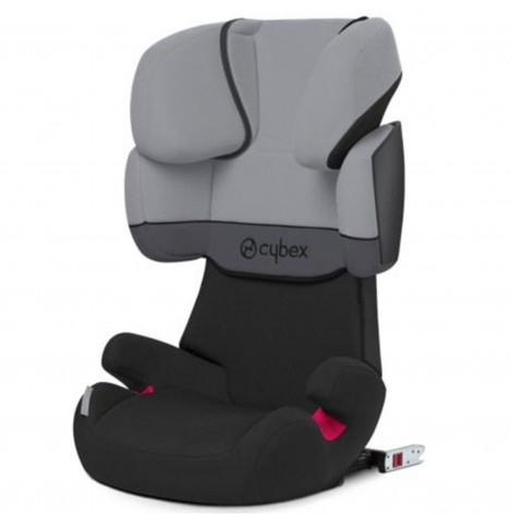 Cybex Solution X-Fix Group 2/3 ISOFIX Car Seat - Cobblestone