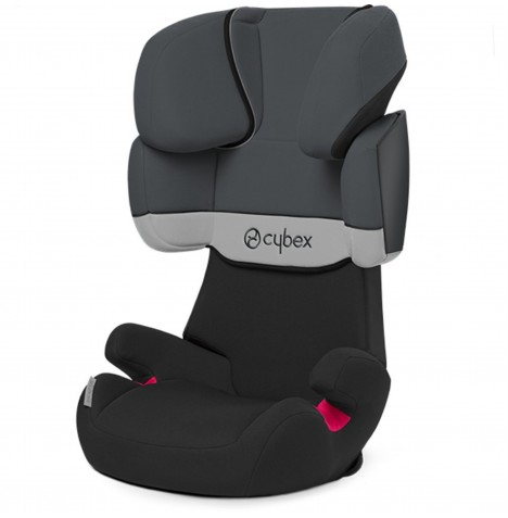 Cybex Solution X Group 2/3 Car Seat - Gray Rabbit