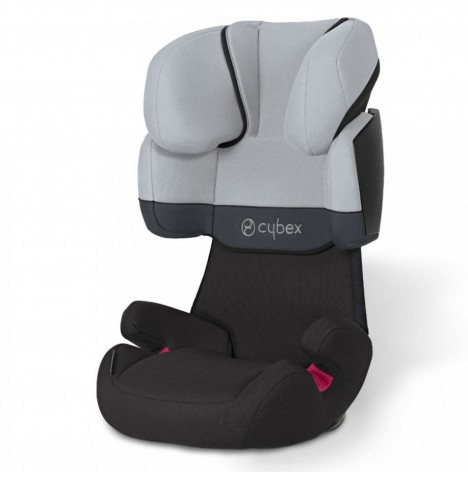 Cybex Solution X Group 2/3 Car Seat - Cobblestone