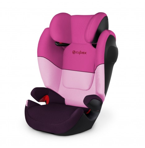 Cybex Solution M SL Group 2/3 Car Seat - Purple Rain
