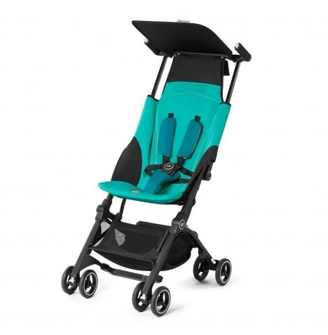 gb Pockit Lightweight Stroller - Capri Blue