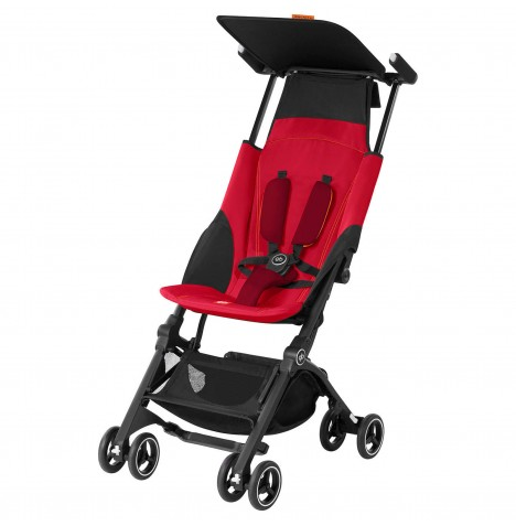 gb Pockit Lightweight Stroller - Dragon Red
