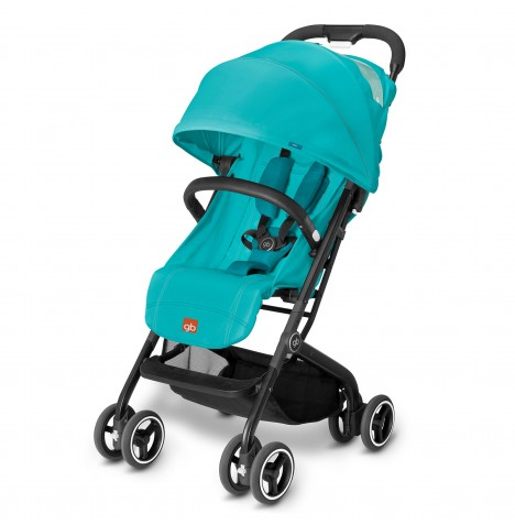 gb Qbit Stroller Pushchair - Capri Blue