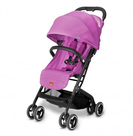gb Qbit Stroller Pushchair - Posh Pink