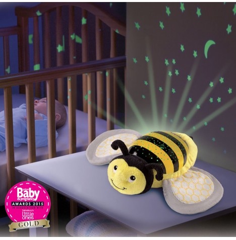 Summer Infant Slumber Buddies Nightlight Projector - Betty The Bee..
