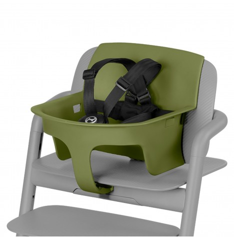 Cybex LEMO Highchair Baby Set - Outback Green