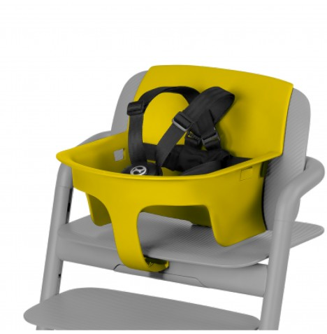Cybex LEMO Highchair Baby Set - Canary Yellow