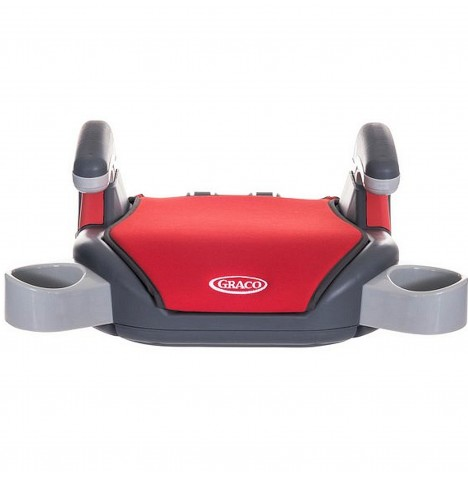 Graco Group 3 Child Booster Seat - Pompeian Red