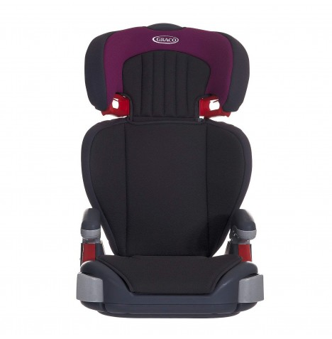 Graco Junior Maxi Group 2/3 Booster Car Seat - Royal Plum