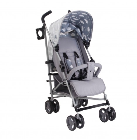 My Babiie MB02 Stroller *Abbey Clancy Catwalk Collection* - Clouds