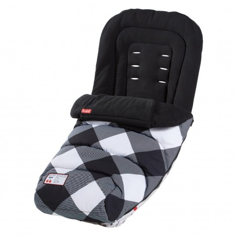 Cosatto Pushchair Footmuff - Mademoiselle