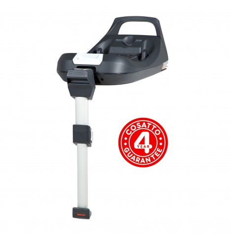 Cosatto Dock Isofix I-Size Car Seat Safety Base - Black