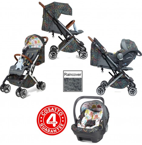 Cosatto Woosh XL Travel System - Nordik