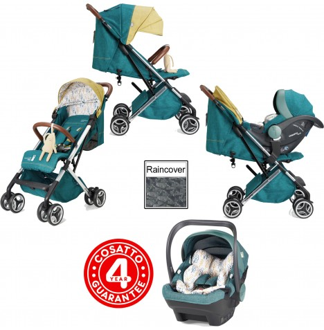 Cosatto Woosh XL Travel System - Hop To It