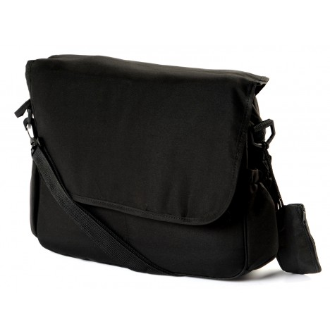 Clair De Lune Changing Bag - Black