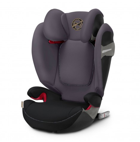 Cybex Solution S-Fix Group 2/3 ISOFIX Car Seat - Premium Black