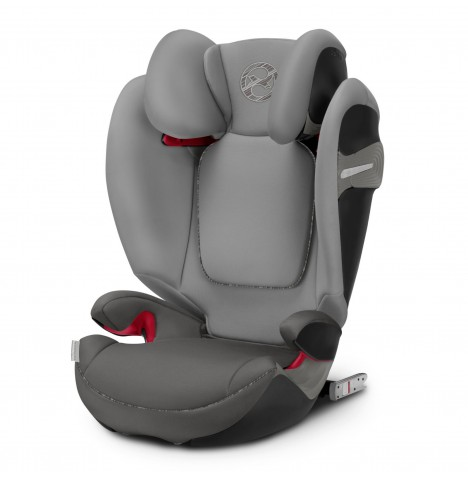 Cybex Solution S-Fix Group 2/3 ISOFIX Car Seat - Manhattan Grey