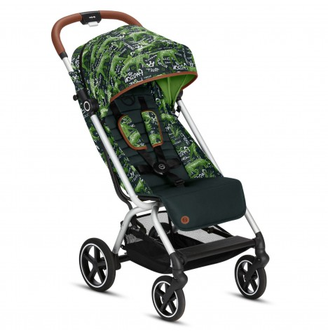 Cybex Eezy S+ Gold Fashion Edition Pushchair Stroller - Respect Green