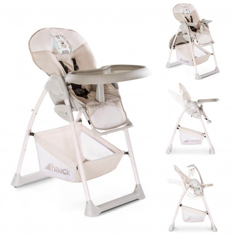 Hauck Sit n Relax 2 in 1 Highchair - Friend