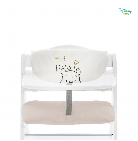 Hauck Disney Alpha Highchair Pad Deluxe - Pooh Cuddles