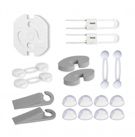 Hauck 26 Piece Child's Drawer and Door Safety Pack Kit