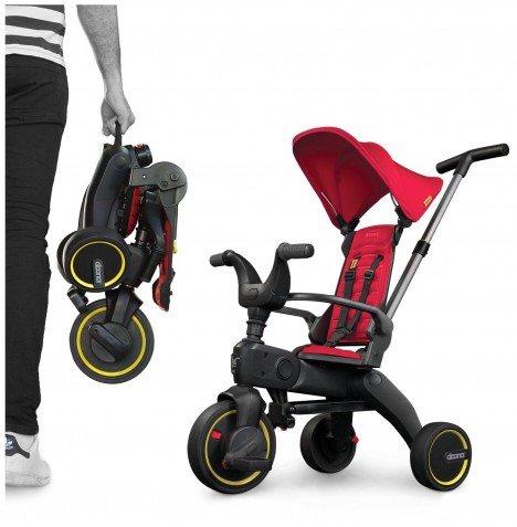 Doona Liki Foldable Trike S1 - Red