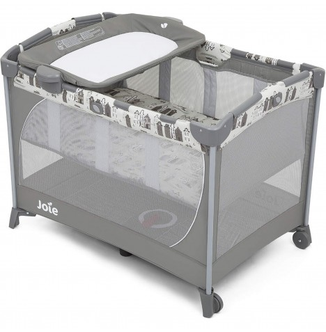 Joie Commuter Change Travel Cot - Petite City..