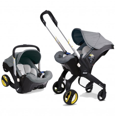 Doona Infant Car Seat / Stroller - Storm