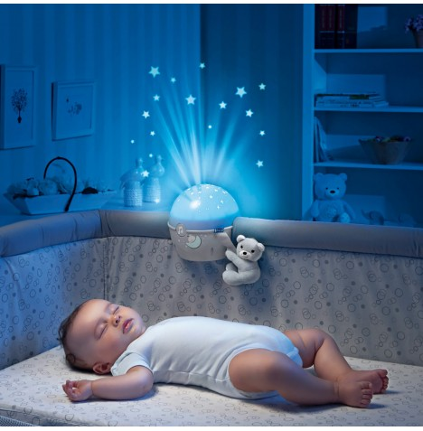 Chicco Next 2 Stars Nightlight Projector - Neutral